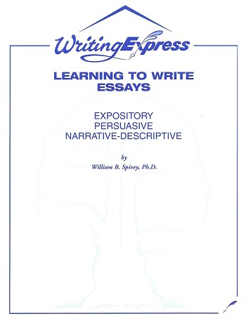 essays on learning to read and write Equine virtual farm: a novel interdisciplinary simulation for learning september 2004 remember the essays you had to write in high school topic sentence.